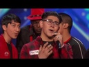 America's Got Talent - Musicality Choir_ Night Changes HD