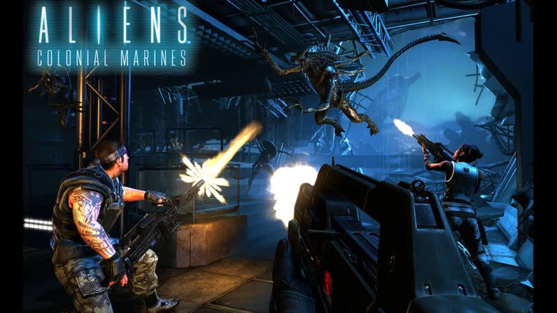 Aliens: Colonial Marines (ACM Overhaul) - Возвращение в Надежду Хадли