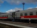 Kotlas train 42 Moscow Vorkuta 30 May 2018