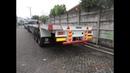 The concept Trailer 40 feet 3 axle
