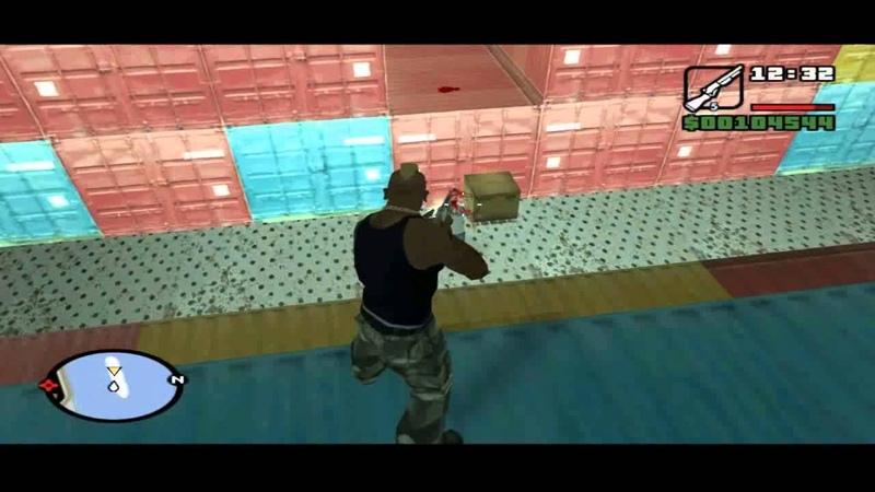 GTA San Andreas Прохождение с комментариями Часть 30