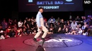 LIL BLADE vs DYKENS - Battle BAD 2018 - HIP-HOP SEMI FINAL | Danceprojectfo