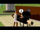 Лютый негр застрял в Укупнике (Sims 2 version)(1)