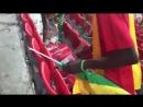 Сенегальские болельщики убрали за собой мусор после матча с Польшей