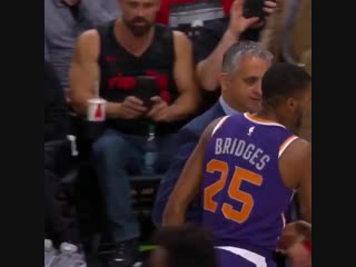 Mikal Bridges didnt want to hear it from Suns head coach Igor Kokoskov.