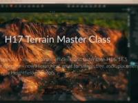 H17 Masterclass Terrains Ari Danesh