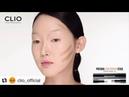 GLOWрекламнаяпауза Профессиональный двусторонний стик CLIO Pro Duo Contouring Stick