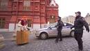 ПРАНК Бабка на гироступе-4! Что случилось у Кремля!!