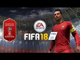 [Стрим] FIFA 2018