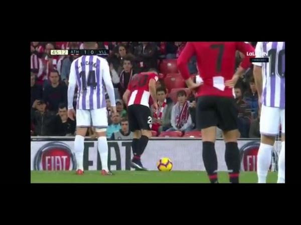 Jugadas a balón parado Penalti Aduriz