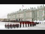 Парад в Санкт-Петербурге в честь 75-летия снятия блокады Ленинграда