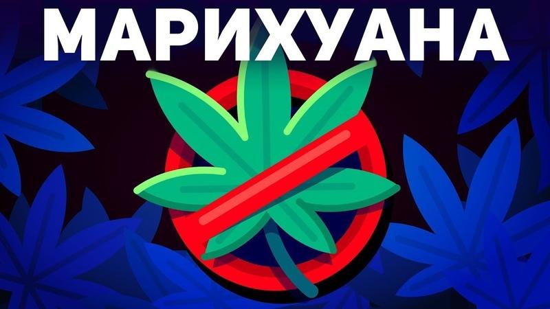 3 Аргумента, Почему марихуана должна оставаться нелегальной (Kurzgesagt на русском)
