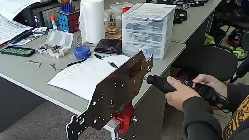 Работа с ручным инструментом в МКМС