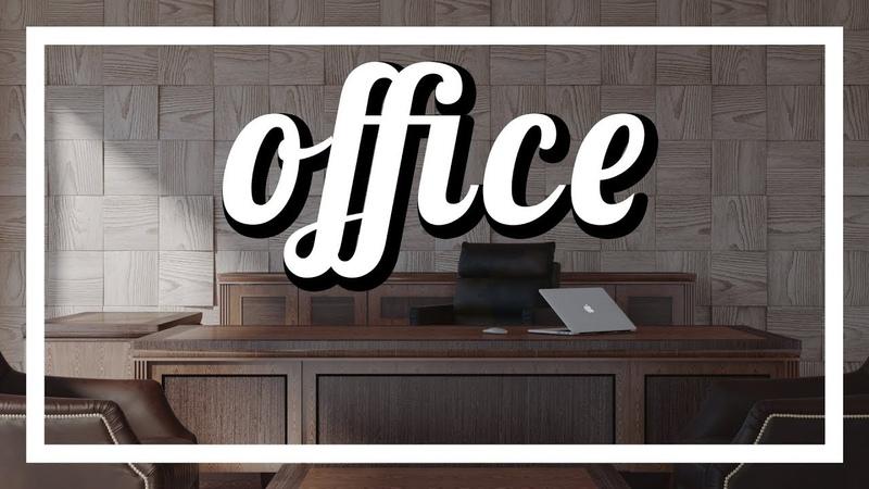 3dsMax Vray Office Rendering Tutorial (Photo-realistic Lighting)