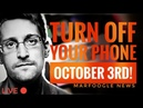 TURN OFF YOUR PHONE OCTOBER 3RD! Heres Why