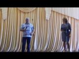 10.08.18. Зав. Павловичского СК Николай Мазуров и  зав. Высоковского СК Таисия Иванова