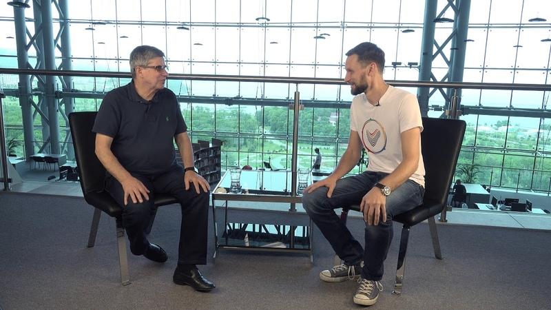 Владимир Тарасов и Дмитрий Шаменков диалоги о будущем на Острове 10-21