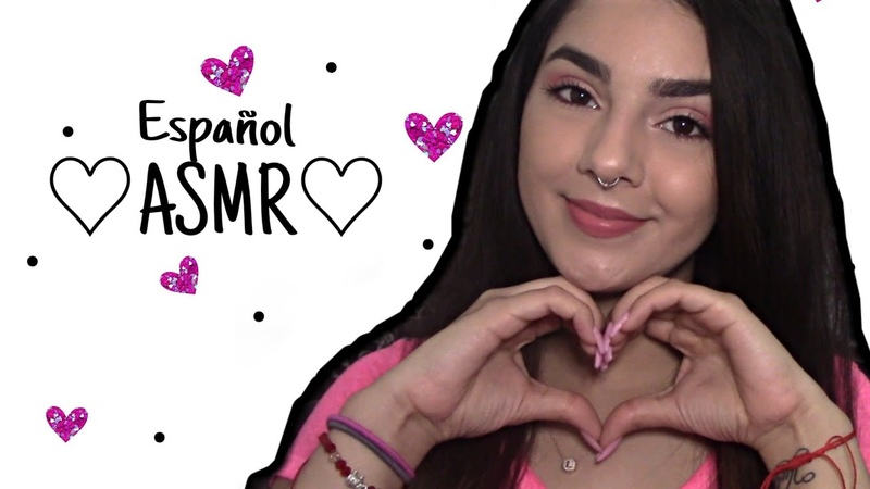 ASMR|| Susurros|| Amor Propio y Tapping.