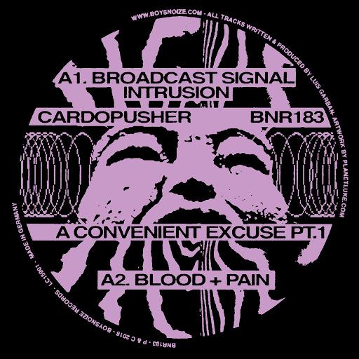 Cardopusher альбом A Convenient Excuse, Pt. 1