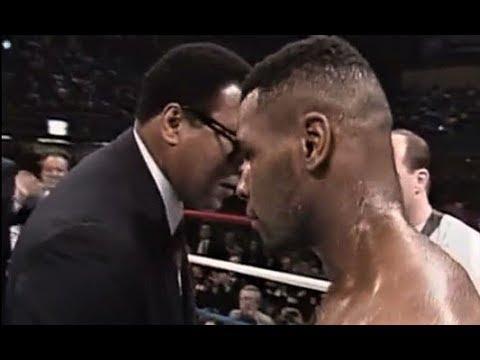 Muhammed Ali BENİM İÇİN YEN dedi Mike Tyson AND Fight vs Larry Holmes - Dövüş ve Adrenalin