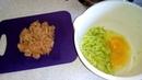 Кексики из кабачков с куриной грудкой Простой рецепт