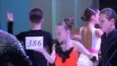 конкурс спортивных бальных танцев Владивосток декабрь 2017