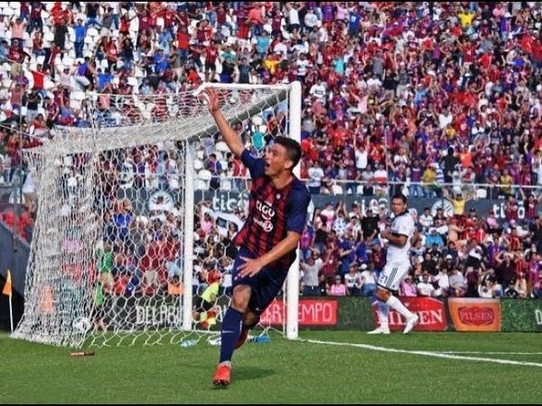 Olimpia Vs Cerro Porteño - El gol de Fernando Ovelar