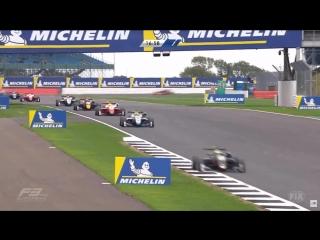 FIA Formula3 2018 Round 6 Silverstone Race3