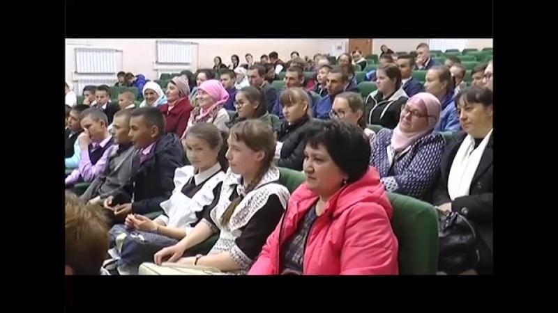 В Пестречинском районе презентовали фильм Мулла .mp4