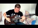 Один из моих любимых риффов на гитаре.