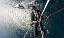 HUGO BOSS | The SkyWalk by Alex Thomson | Extreme Sailing skywalk