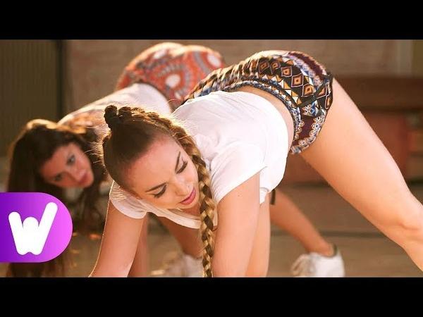 Twerking en el suelo: formando círculos | Trucos y consejos