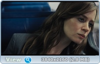 Девушка в поезде / The Girl on the Train (2016) | UltraHD 4K 2160p