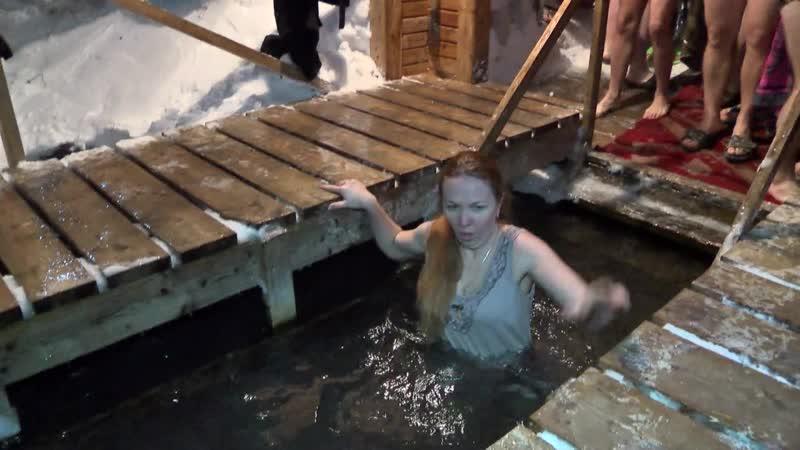 19 января миллионы православных верующих отметили Крещение Господне. Принято в этот день поздравлять друг друга с одним из сам