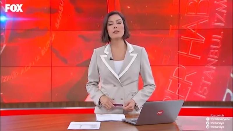 26 Mayıs 2018 Gülbin Tosun ile FOX Ana Haber Hafta Sonu