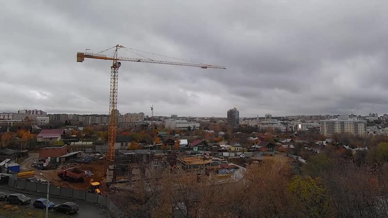 Строительство многоквартирного жилого дома поз.57 по ул.Гайдара, г.Чебоксары