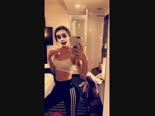 Instagram Story 17.11.2018   Maryana Ro   Марьяна Ро