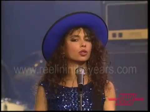 The Bangles- In Your Room on Countdown 1988