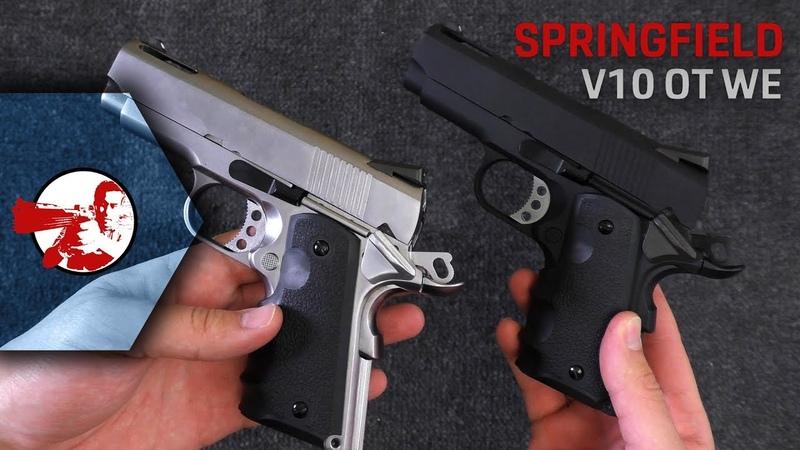 Spriengfield V10 Ultra Compact от AW Custom