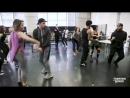 Vanessa Hudgens, Ana Villafañe, and Anthony Ramos in Lin-Manuel Mirandas In the