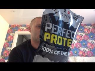 Обзор комплексного протеина Perfect Protein от Др. Хоффман