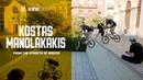 Kostas Manolakakis smooth style in the Greek streets Kink BMX