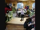 Ульяна Костырина - победительница детского конкурса чтецов по творчеству С. Маршака