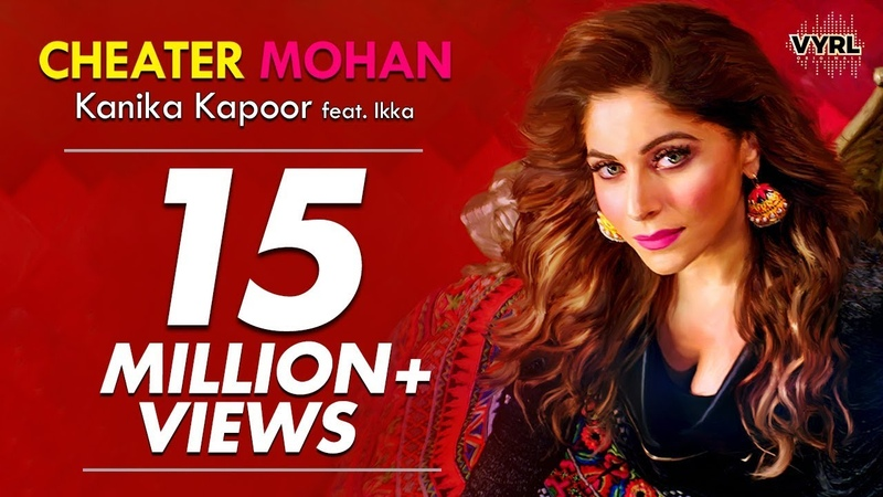 Kanika Kapoor - Cheater Mohan ft. IKKA