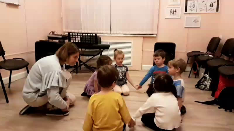 актерское мастерство 3-5 лет
