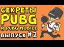 СТАЛ ЧЕЛОВЕКОМ - ДЕРЕВОМ - ИНТЕРЕСНО ЗНАТЬ В PUBG И PUBG MOBILE 2