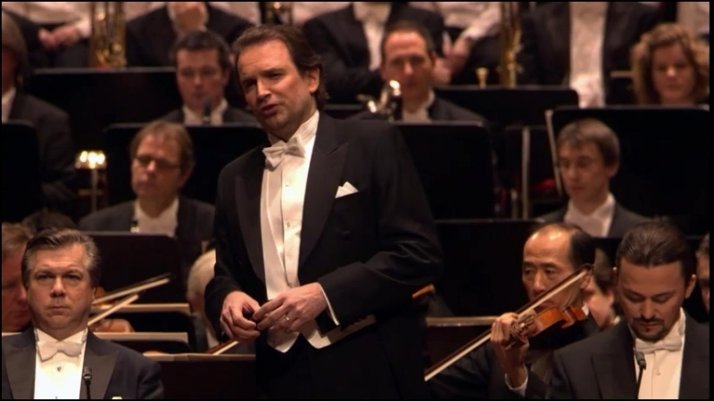 Symphony No 8 in E flat major Symphony of a Thousand 1906 Mariss Jansons
