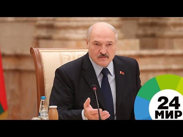 Лукашенко рассказал, как справиться с глобальными вызовами, умный порядочный заметно не пьющий, Президент соседней страны.