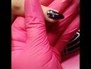 Наращивание ногтей акрил, дизайн