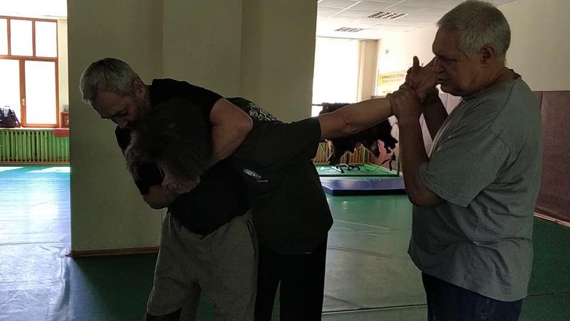 Morning training 02-06-2018